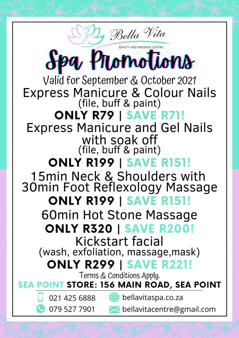 Oct promotions 4